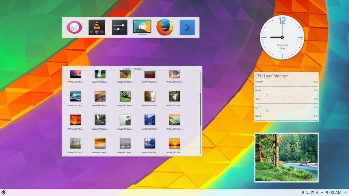 Próxima versão do KDE Desktop Plasma iniciará mais rápido