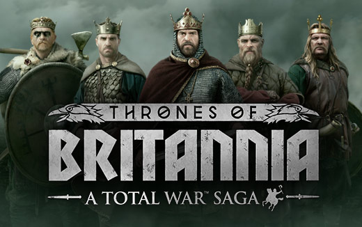 Total War Saga: Thrones of Britannia para Linux chega em abril