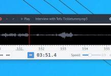 Como instalar o transcritor de áudio Parlatype no Linux via Flatpak