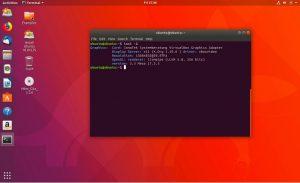 Ubuntu 18.04 LTS já usa Xorg por padrão em vez de Wayland