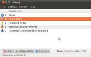 Como instalar o anti-spyware Nixory no Linux manualmente