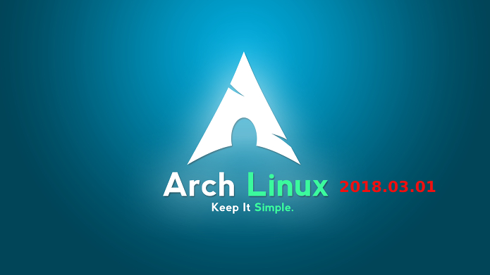 Arch Linux 2018.03.01 lançado - Confira as novidades e baixe