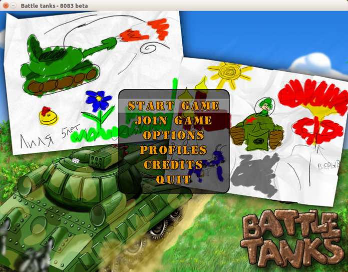 Como instalar o jogo Battle Tanks no Linux via Flatpak