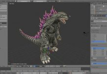Como instalar o editor Blender no Linux via Flatpak