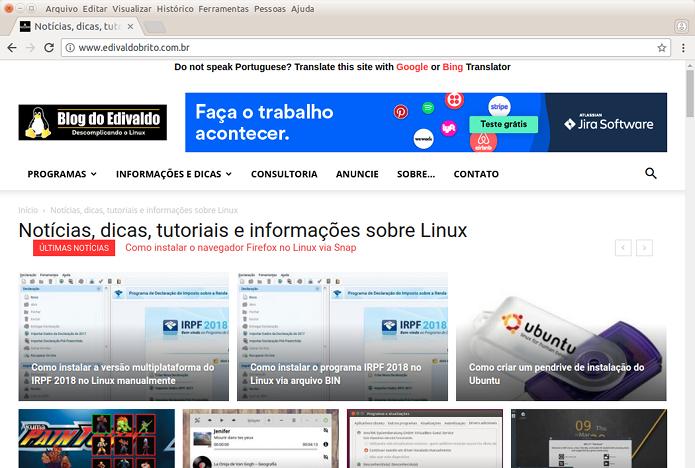 Como instalar o navegador Chromium no Linux via snap