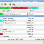 Como instalar o gerenciador financeiro GnuCash no Linux via Flatpak