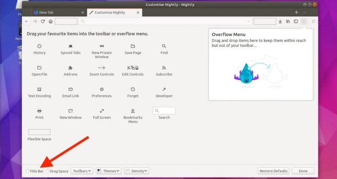 Como experimentar o CSD no Firefox no Linux antecipadamente