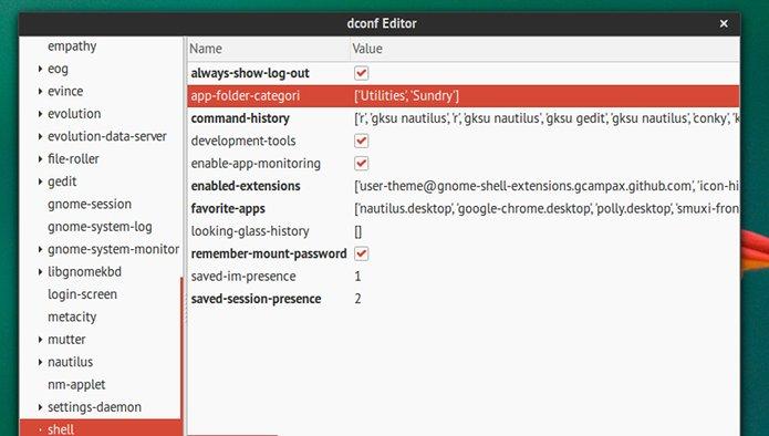 Como instalar o utilitário Dconf Editor no Linux via Flatpak
