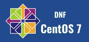 Como instalar o gerenciador de pacotes DNF no CentOS 7