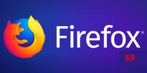 Lançado Firefox 59 com controles de privacidade aprimorados