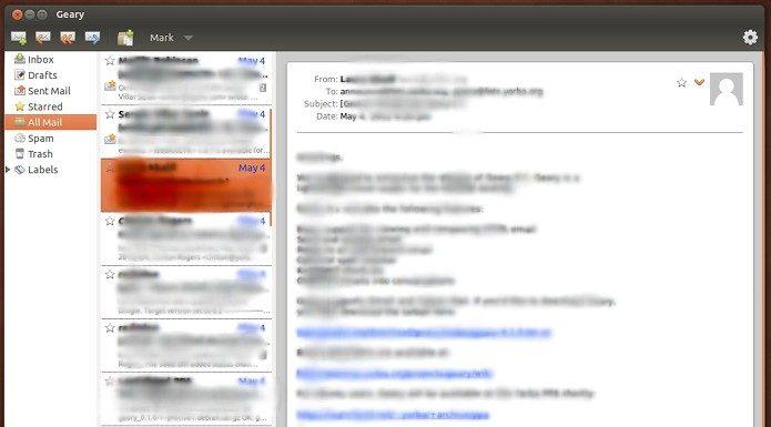 Como instalar o Geary Mail no Linux via Flatpak