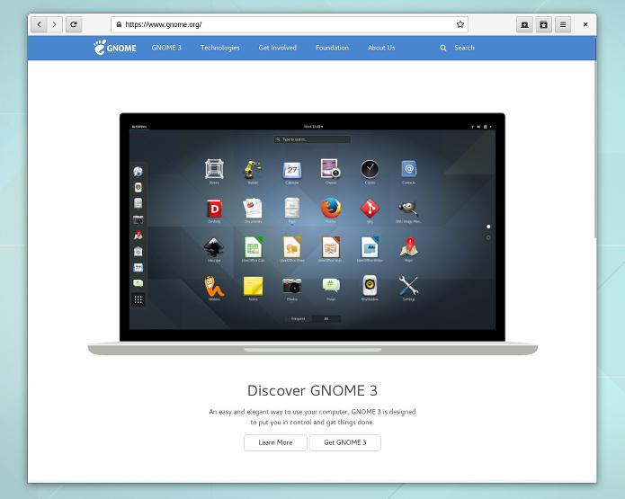Como instalar o navegador GNOME Web no Linux via Flatpak