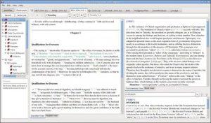 Como instalar o guia de estudos bíblicos Xiphos no Linux via Flatpak