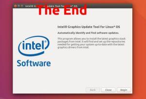 Ferramenta Intel Graphics Update Tool for Linux será descontinuada