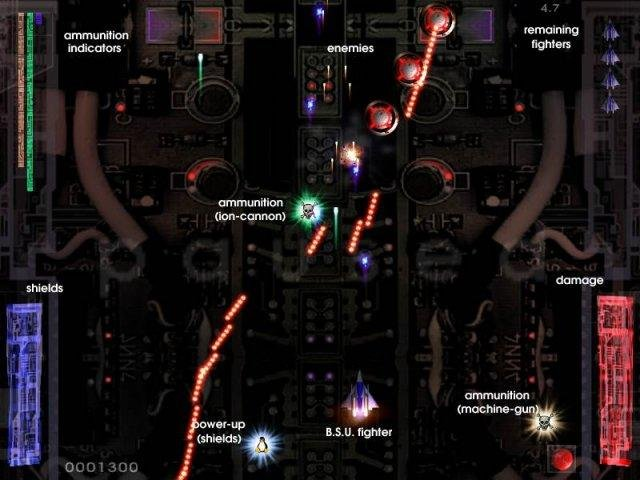 Como instalar o jogo Chromium B.S.U. no Linux via Flatpak
