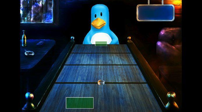 Como instalar o jogo TuxPuck no Linux via Flatpak