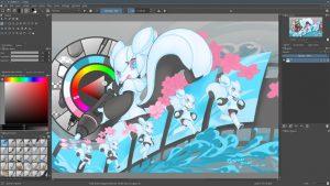 Como instalar o app de desenho e pintura Krita no Linux
