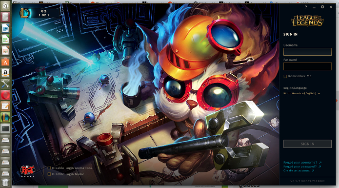 Como instalar o jogo League of Legends no Linux via Winepak/Flatpak