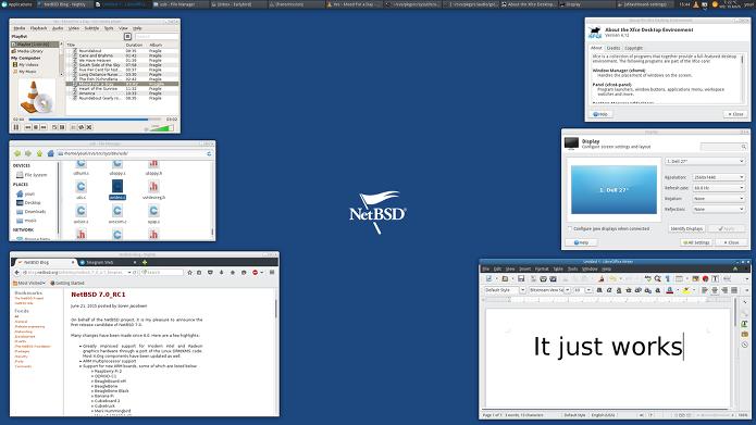 NetBSD 7.1.2 lançado - Confira as novidades e baixe