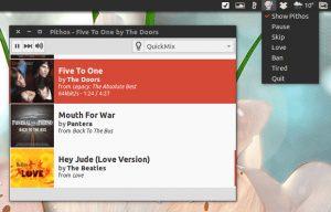 Como instalar o cliente Pandora Pithos no Linux via Flatpak