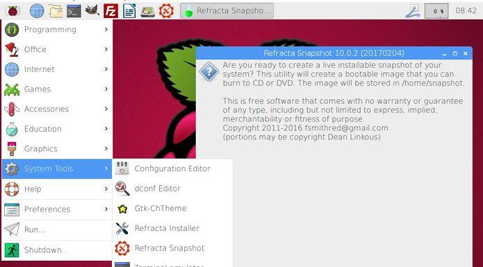 Raspbian PIXEL permite que o usuário crie o seu próprio remix