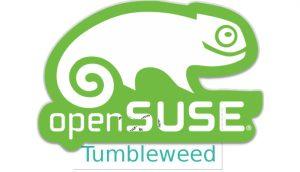 openSUSE Tumbleweed recebeu o Kernel 4.15.7, LibreOffice 6.0.2 e outras atualizações