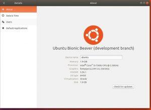 Ubuntu 18.04 LTS beta lançado - Confira as novidades e baixe