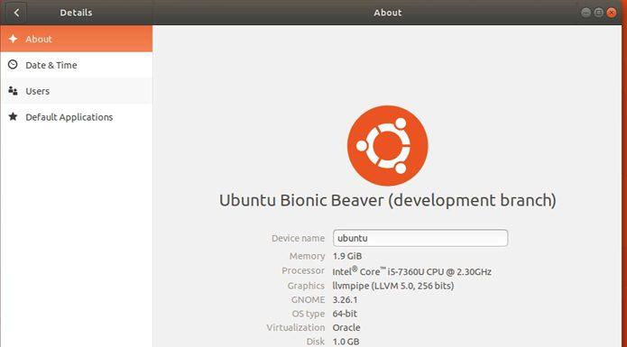 Ubuntu 18.04 LTS entrou em freeze ou congelamento de recursos
