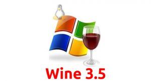 Lançado Wine 3.5 com suporte a chaves criptográficas RSA/ECDSA