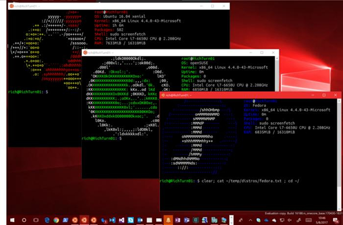 WSL-DistroLauncher aumentará as opções de distros Linux no Windows