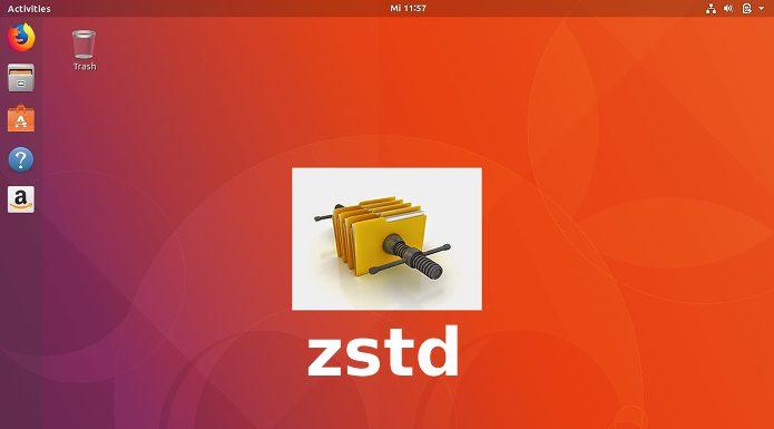 Canonical irá implementar compressão zstd nas futuras versões do Ubuntu