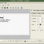 Como instalar o editor de etiquetas e cartões gLabels no Linux