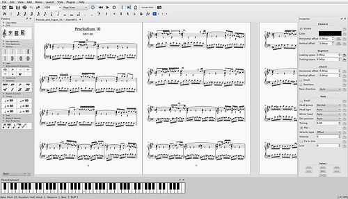 Como instalar o editor de partituras MuseScore no Linux via Snap