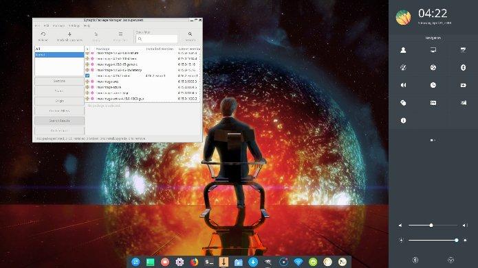 ExTiX 18.4 Deepin Edition lançado – Confira as novidades e baixe