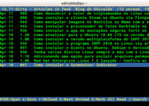 Feed no terminal? Veja como instalar o Newsboat no Linux via Snap