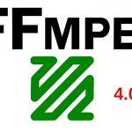 FFmpeg 4.0 lançado oficialmente - Confira as novidades e atualize