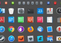 Como instalar o conjunto de ícones La Capitaine no Linux