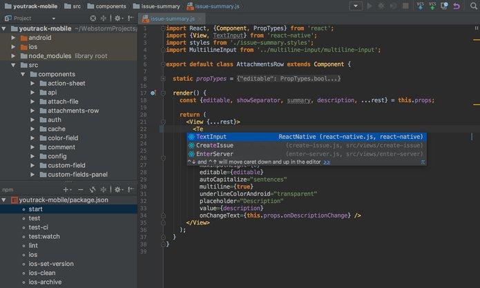 Como instalar a IDE JavaScript WebStorm no Linux