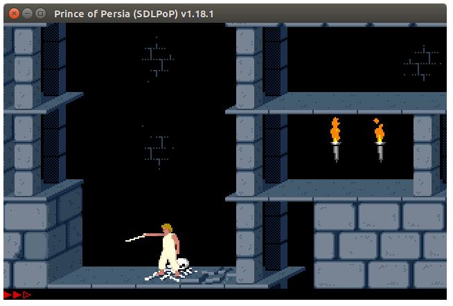 Como instalar e jogar Prince of Persia no Linux com SDLPoP