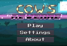 Como instalar o jogo Cows Revenge no Linux via Flatpak