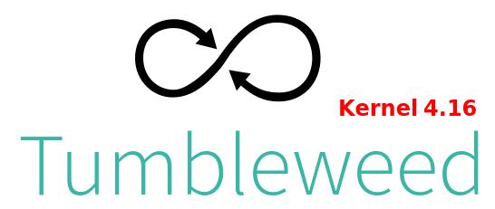 Kernel 4.16 já chegou ao openSUSE Tumbleweed! Confira!