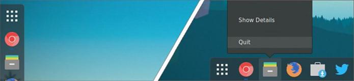 Lançado Dash to Dock v63 com suporte ao GNOME 3.28 e outras novidades