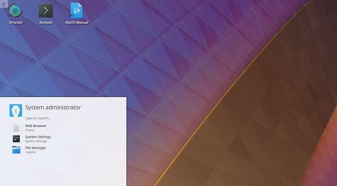 NixOS 18.03 lançado - Confira as novidades e baixe