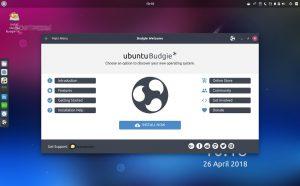 Confira as novidades do Ubuntu Budgie 18.04 LTS