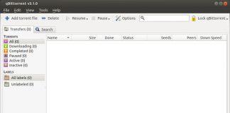 Como instalar a última versão do qBittorrent no Linux via Flatpak