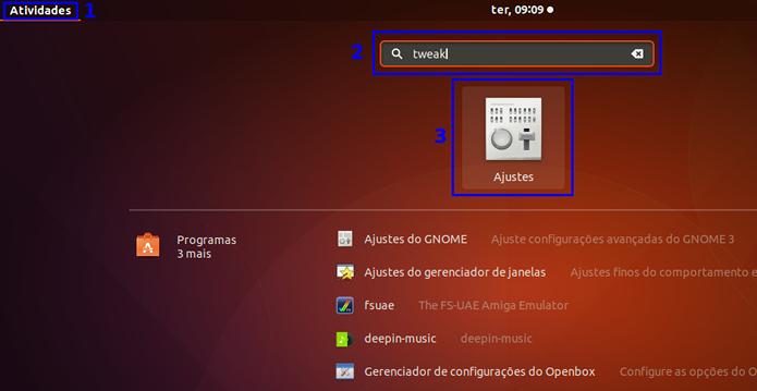 Como remover o ícone da lixeira no Ubuntu com Gnome Shell