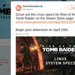 Requisitos para jogar Rise of the Tomb Raider: 20 Year Celebration