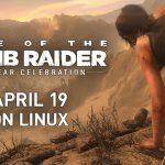 Rise of the Tomb Raider: 20 Year Celebration chega ao Linux dia 19 de abril