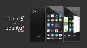O smartphone Librem 5 suportará o Ubuntu Touch