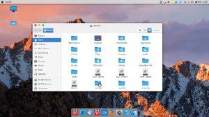 Como instalar o bonito tema macOS Sierra no Linux
